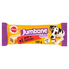 Pedigree Jumbone™ Beef and Poultry Maxi 180g