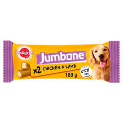 Pedigree Jumbone™ Chicken and lamb Medium 180g