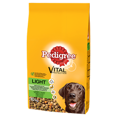 PEDIGREE Light Dog Complete Dry with Chicken and Vegetable