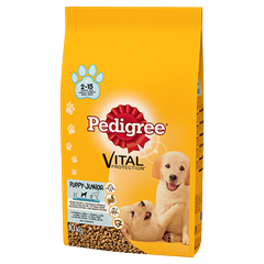PEDIGREE® Puppy - Medium Dog Dry food With Chicken and Rice