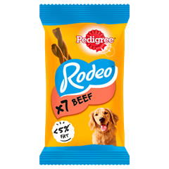 Pedigree Rodeo™ Beef 123g