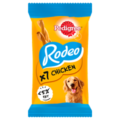 Pedigree Rodeo™ Chicken 123g