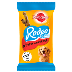 Pedigree Rodeo Duos with Beef & Cheese 7 Chews