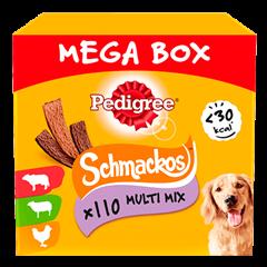 Pedigree Schmackos Mega Box