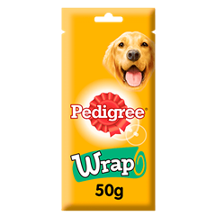 Pedigree Wrap Chicken 50g