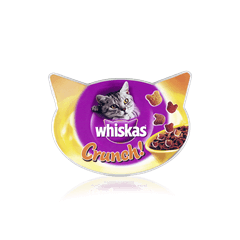 WHISKAS<sup>®</sup> Treats Crunch 100g