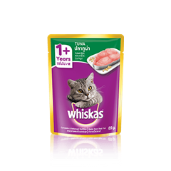Whiskas® Pouch Adult 1+ Tuna