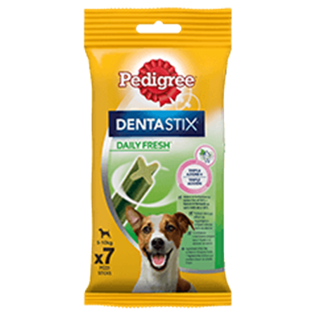 DENTASTIX™ FRESH Small x7 (110g)