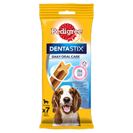 DENTASTIX™ Medium x7 (180g)