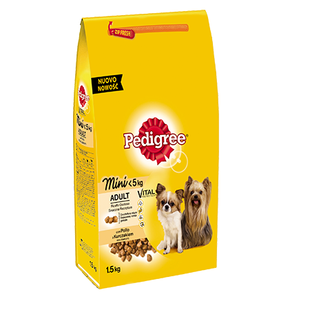 Sacco Dry Toy Dog 1,5kg