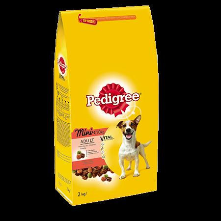 Sacco Small Dogs  Manzo Verdure