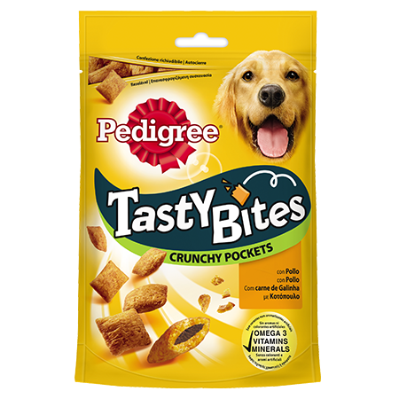 TASTY BITES Crunchy Pockets 95g
