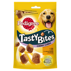 TASTY BITES Chewy Cubes 130g