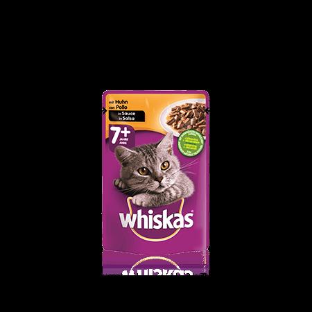 Whiskas 100g 7+