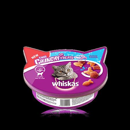 Whiskas Trio Crunchy