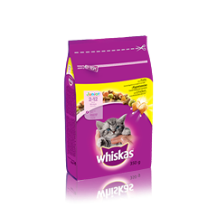 WHISKAS® Junior con Pollo