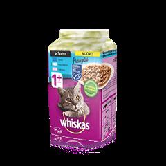 Whiskas® Pranzetti Pesce 1+