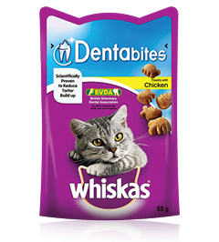 Whiskas® Dentabites Chicken