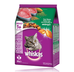 Whiskas® Dry Food Adult with  Tuna - 480g