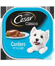 CESAR®  Cordero en su jugo