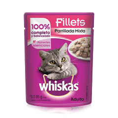 WHISKAS® Parrillada Mixta
