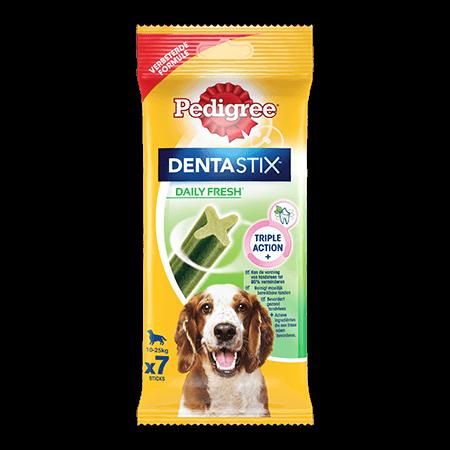 PEDIGREE® DentaStix™ Fresh Medium