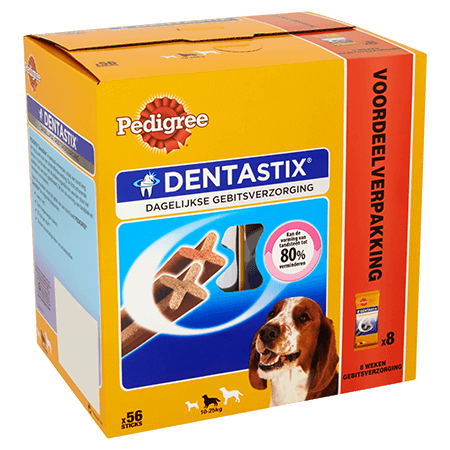 PEDIGREE® Dentastix™ Medium x56