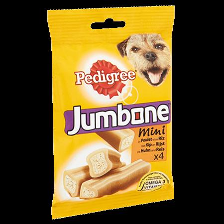 PEDIGREE® Jumbone™ Mini Kip met Rijst
