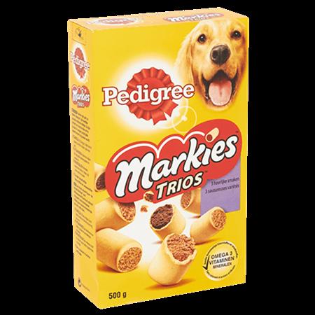 PEDIGREE® Markies™ Trios™ 500g