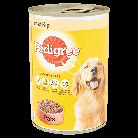 PEDIGREE® Paté met Kip
