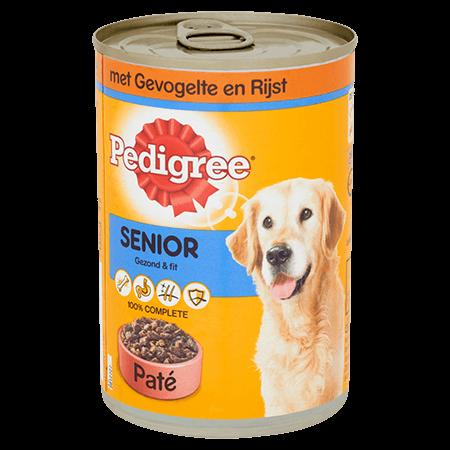 PEDIGREE® Senior Paté  Gevogelte