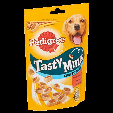 PEDIGREE® Tasty Minis Cheesy Bites met Kaas en Rund