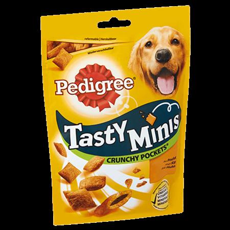 PEDIGREE® Tasty Minis Crunchy Pockets met Kip
