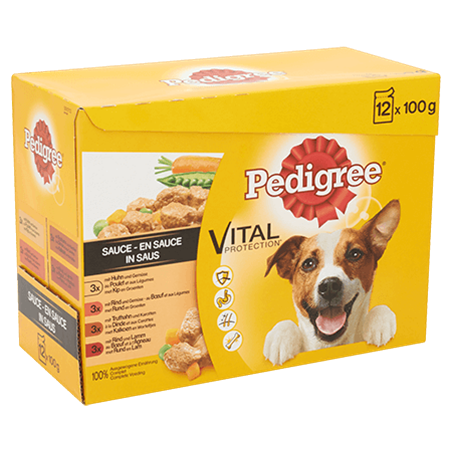 PEDIGREE® Vital Protection in Saus