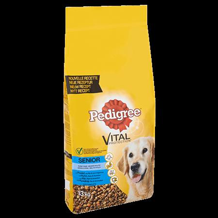 PEDIGREE® VITAL PROTECTION™ Senior met Kip, Rijst & Groenten