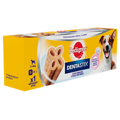 PEDIGREE® DentaStix™ 2 keer per week Mini
