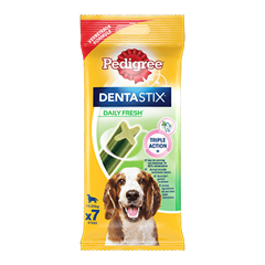 PEDIGREE® Dentastix™ Fresh Medium