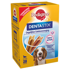 PEDIGREE® Dentastix™ Medium x28