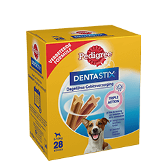 PEDIGREE® DentaStix™ Mini x28