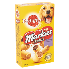 PEDIGREE® Markies™ Trios™ 500g