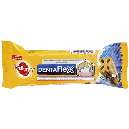 PEDIGREE®<sup>®</sup> DentaFlex™ Medium