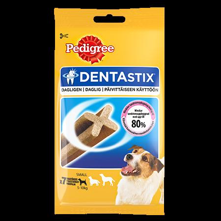 PEDIGREE®<sup>®</sup> DentaStix™ Small 7 stk.