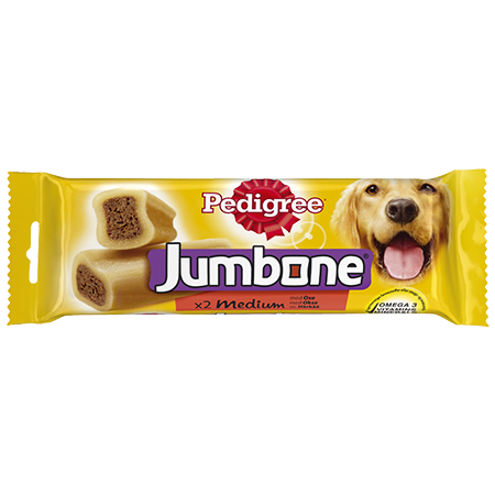 PEDIGREE®<sup>®</sup> Jumbone Medium