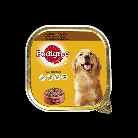 PEDIGREE®<sup>®</sup> Kalkun & kylling