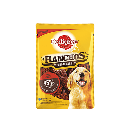 Pedigree® Ranchos Okse