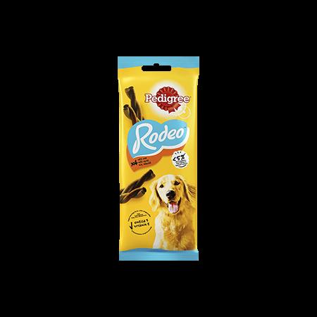 Pedigree<sup>®</sup> Rodeo Oksekjøtt 4 pack