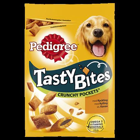 PEDIGREE®<sup>®</sup> Tasty Bites Crunchy Pockets