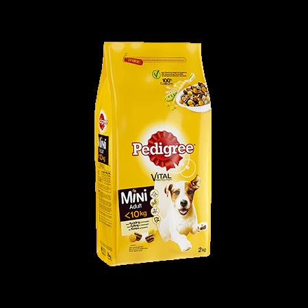 PEDIGREE<sup>®</sup> Vital Protection Adult Mini <10kg Okse
