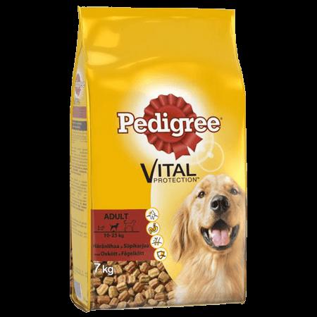 Pedigree® Vital Protection™ Adult Okse & Fjærkre 7kg