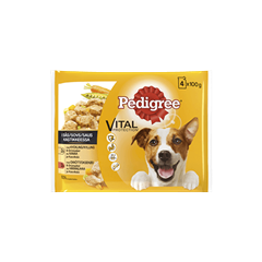 PEDIGREE® Adult 4x100g